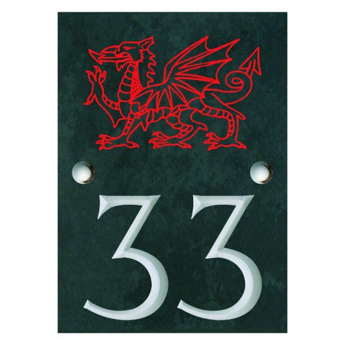 address plaque uk